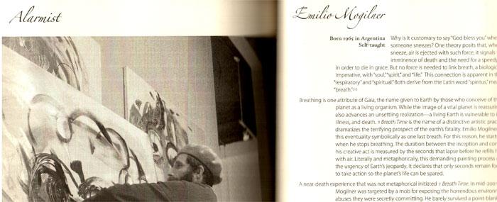 Eco-Book about Emilio